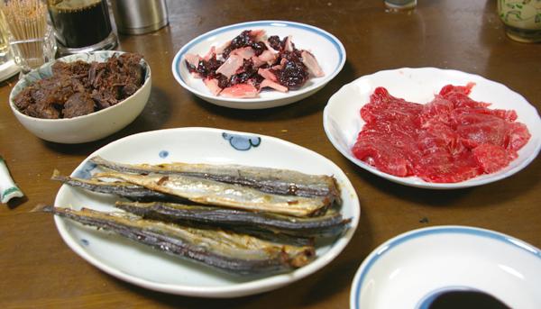 タビモノ 2011:熊野 vol.2 「鯨の街・太地へ」鯨のお肉