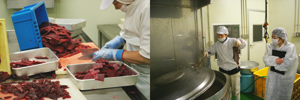 タビモノ 2011:熊野 vol.2 「鯨の街・太地へ」 カネヨシ由谷水産