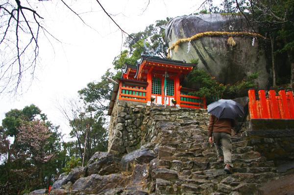 タビモノ 2011:熊野 vol.3 「てつさんとゆく熊野古道」神倉神社