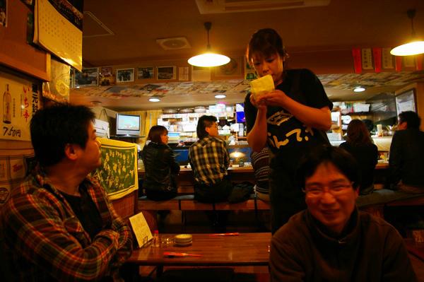 タビモノ 2011:熊野 vol.3 「てつさんとゆく熊野古道」紀伊田辺『かんてき』