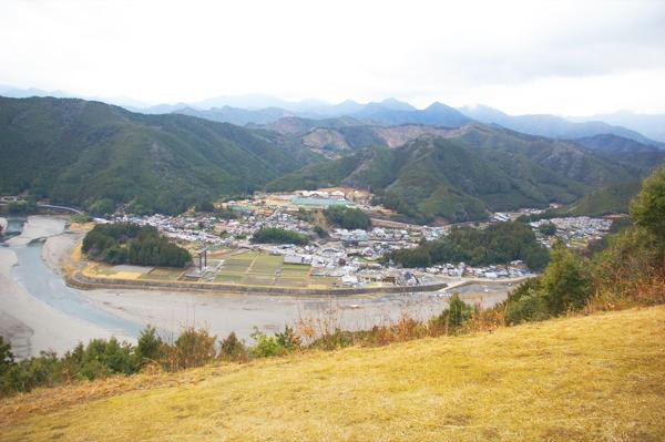 七越の峰【スーベニアプロジェクト】タビモノ 2011:熊野 vol.4 「熊野を感じる」
