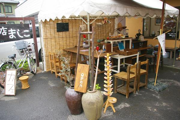 タビモノ 2011:益子 vol.1 「陶器市」 益子焼&カフェ