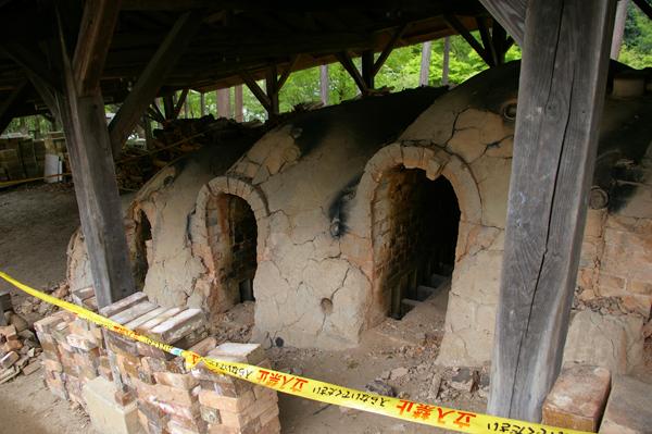 タビモノ 2011:益子 vol.1 「陶器市」 大震災の影響