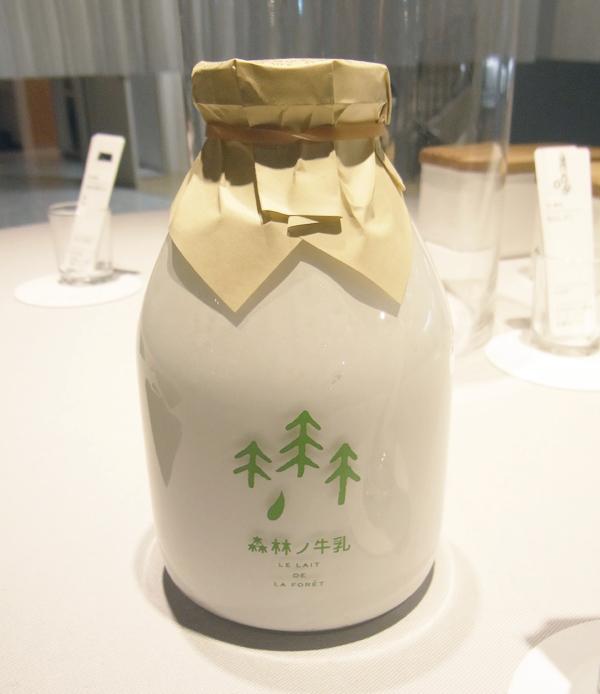 栃木のお土産【スーベニアプロジェクト】Made in 栃木:「森林ノ牛乳」