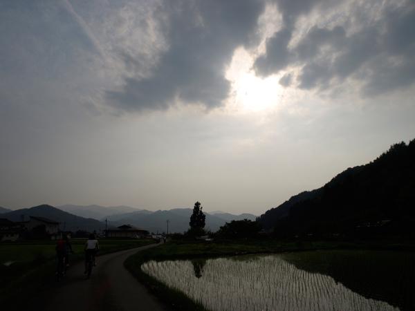 地域活性化【スーベニアプロジェクト】北陸留学:「Hida Satoyama Cycling」
