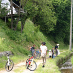 北陸留学:「Hida Satoyama Cycling」