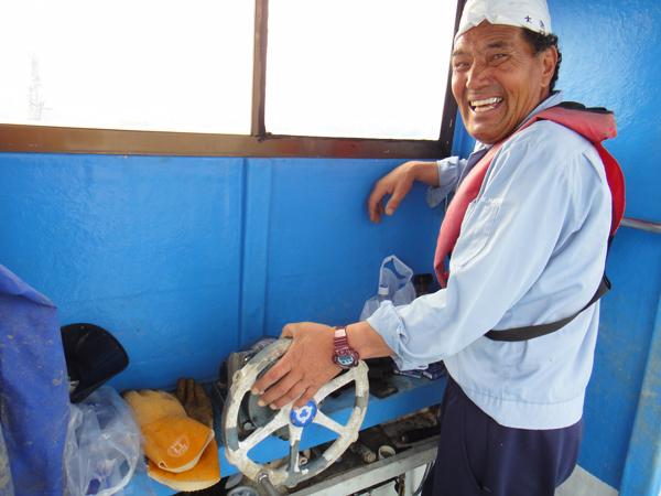 体験漁業【スーベニアプロジェクト】北陸留学:「牡蠣養殖体験から見る里海、里山」