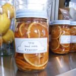 Made in 東京:「フラクタスのブラッドオレンジ・シロップ」