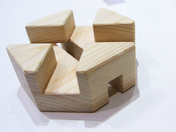 桧のまな板立て【スーベニアプロジェクト】「グッドデザインエキスポ 2011」のレポート