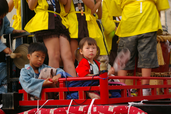 囃子【スーベニアプロジェクト】タビモノ 2011:七尾 – 珠洲 – 輪島 vol.4 「七尾祇園祭」