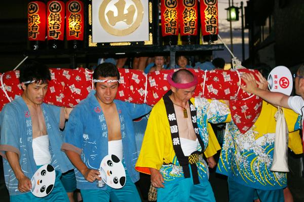 祇園祭【スーベニアプロジェクト】タビモノ 2011:七尾 – 珠洲 – 輪島 vol.4 「七尾祇園祭」