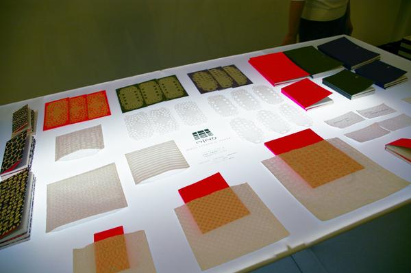 3120・美濃和紙【スーベニアプロジェクト】「DESIGNTIDE TOKYO 2011」いってきました。