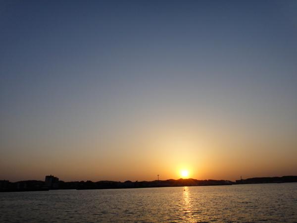 北陸留学:「はじめての日本海」