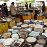 タビモノ 2011:益子 vol.1 「陶器市」 益子焼