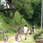 地域振興プロジェクト【スーベニアプロジェクト】北陸留学:「Hida Satoyama Cycling」
