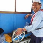 北陸留学:「牡蠣養殖体験から見る里海、里山」