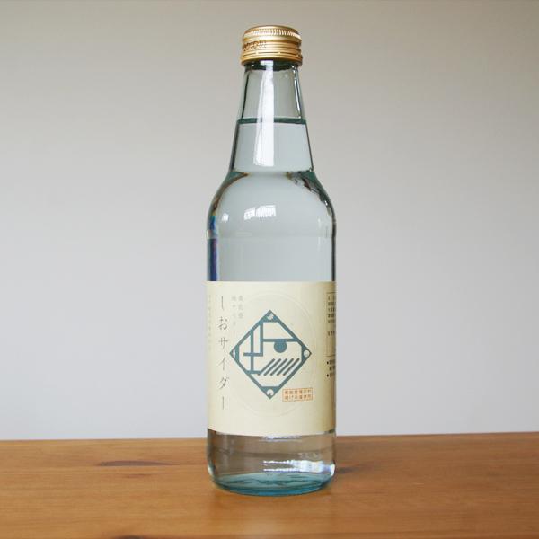 能登のご当地サイダー【スーベニアプロジェクト】Made in 石川:「塩サイダー」